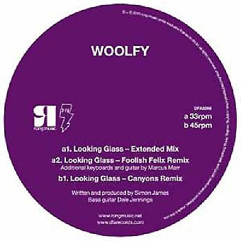 Woolfy - Looking Glass [Vinyl] USA importerer