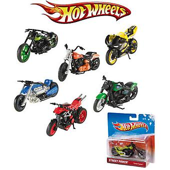 Hot Wheels Hw Motos rue Power 1/18