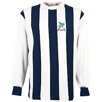 West Bromwich Albion 1969-1971 Retro Football Shirt