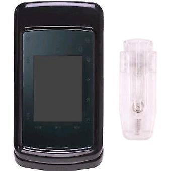 Wireless Solutions On Case for Motorola iDEN i9 Stature (Black)