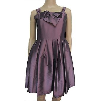 Ex Dunnes Young Girls Bow Dress