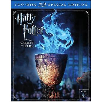 Harry Potter & Goblet of Fire [Blu-Ray] USA import