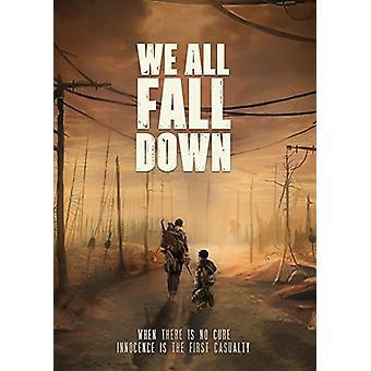 Vi alle falder ned [DVD] USA importerer