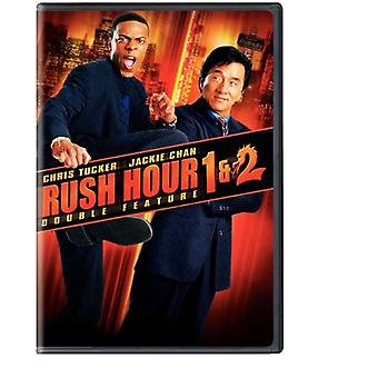 Rush Hour/Rush Hour 2 [DVD] USA import