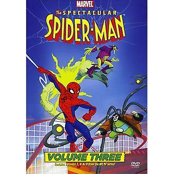 Spectacular Spider-Man Vol. 3-Goblin Strikes [DVD] USA import