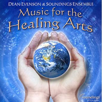 Evenson/spotdybder Ensemble - musik til Healing Arts [CD] USA importen
