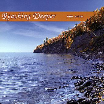 Phil Biggs - Reaching Deeper [CD] USA import