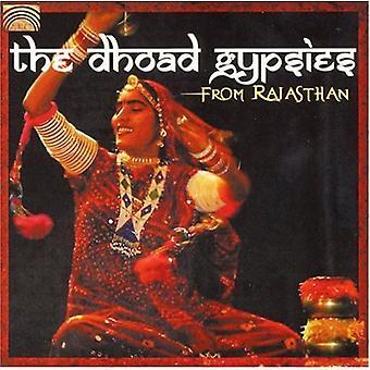 Gitans Dhoad - importation USA gitans Dhoad du Rajasthan [CD]