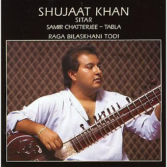 Shujaat Khan - Bilaskhani Todi [CD] USA import