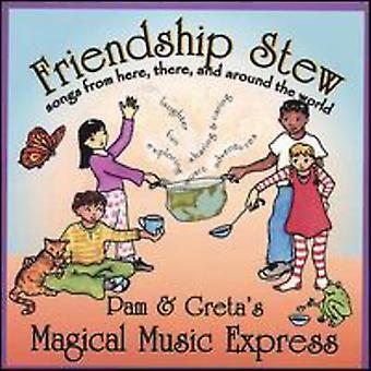 Magische Musik Express - Freundschaft Eintopf [CD] USA importieren
