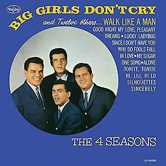 Four Seasons - Big Girls Don't Cry & Twelve Others [CD] USA import