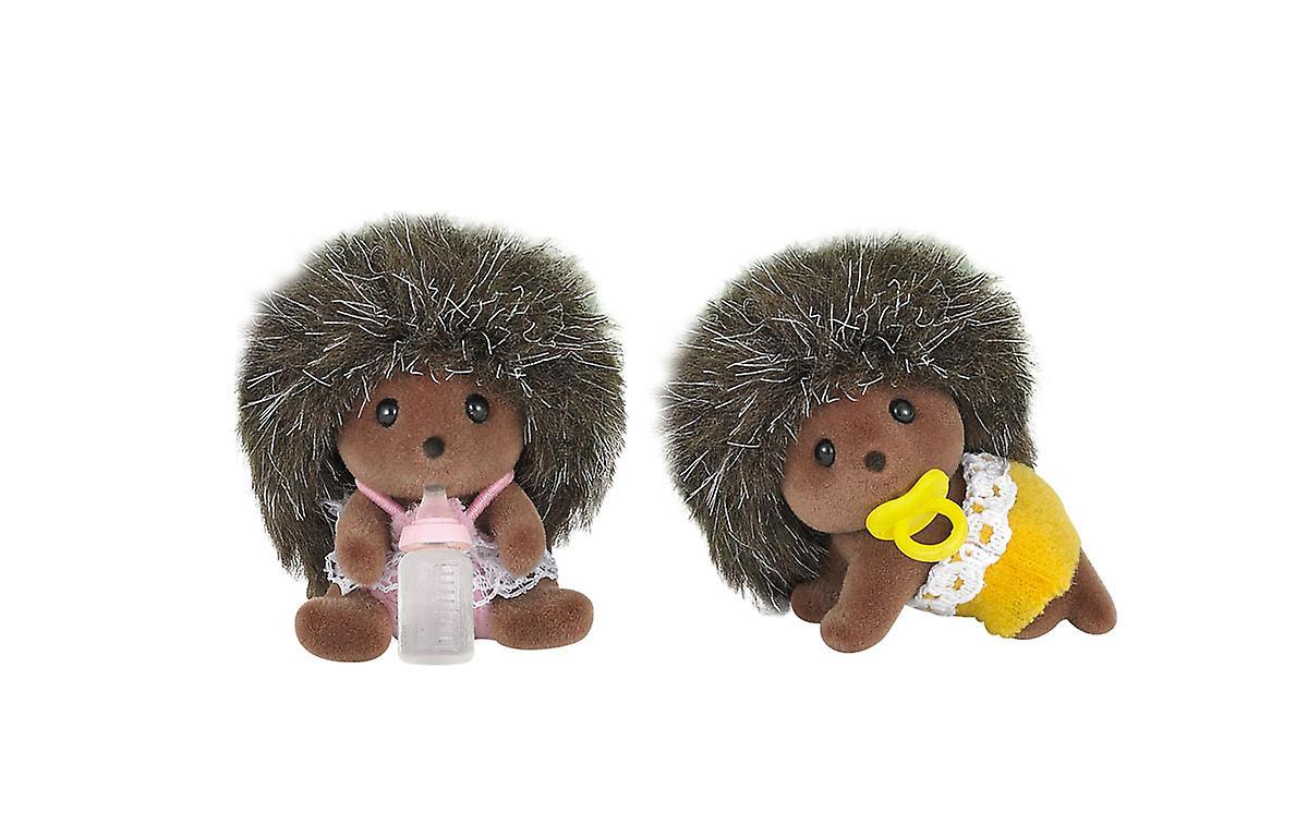 Sylvanian Families Hedgehog Twins Doll