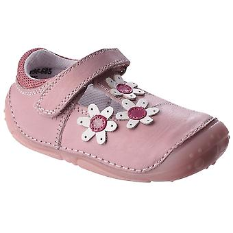 Hush Puppies Ruby Girls Leather Shoes