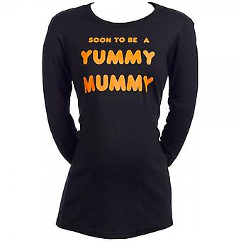 Spoilt Rotten Soon To Be YUMMY MUMMY Maternity T-Shirt