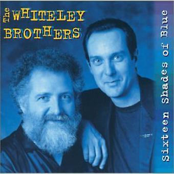 Whiteley brødre - seksten nuancer af blå [CD] USA importerer