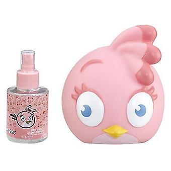 Angry Birds Stella Figure Moneybox Cologne (Children , Perfume)