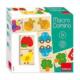 Goula Domino Animals (Toys , Boardgames , Traditionals)