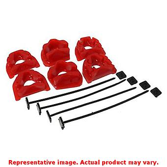 Energy Suspension Motor Mount Insert 16.1106R Red Fits L or R Fits:ACURA 1994