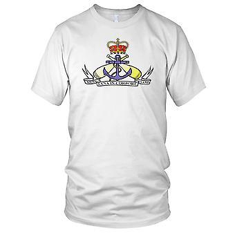Koninklijke Marine PT fysieke Training dames T Shirt