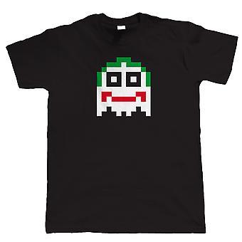 Joker 8 Bit Mens Funny T Shirt