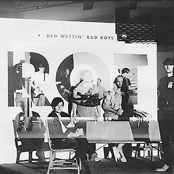 Bed Wettin' Bad Boys - Rot [CD] USA importerer