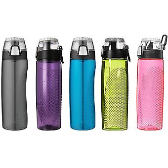 Thermos 32 oz. Eastman Tritan Flip-Cap Hydration Water Bottle w/ Rotating Meter
