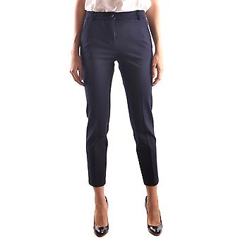 Pinko women's viscose pants BELLO37G43 Blau