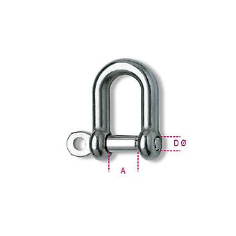 Beta 8225 19 19Mm Dee Shackles Aisi 316
