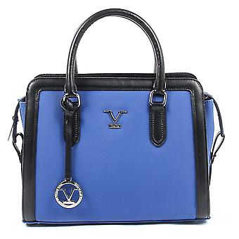 Versace 1969 Italia Womens Blue Handbag