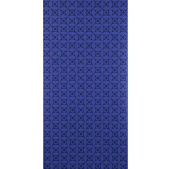 Amy Butler Sun & Blue Wallpaper Roll - Flat Patterned Design - Colour: 50-123