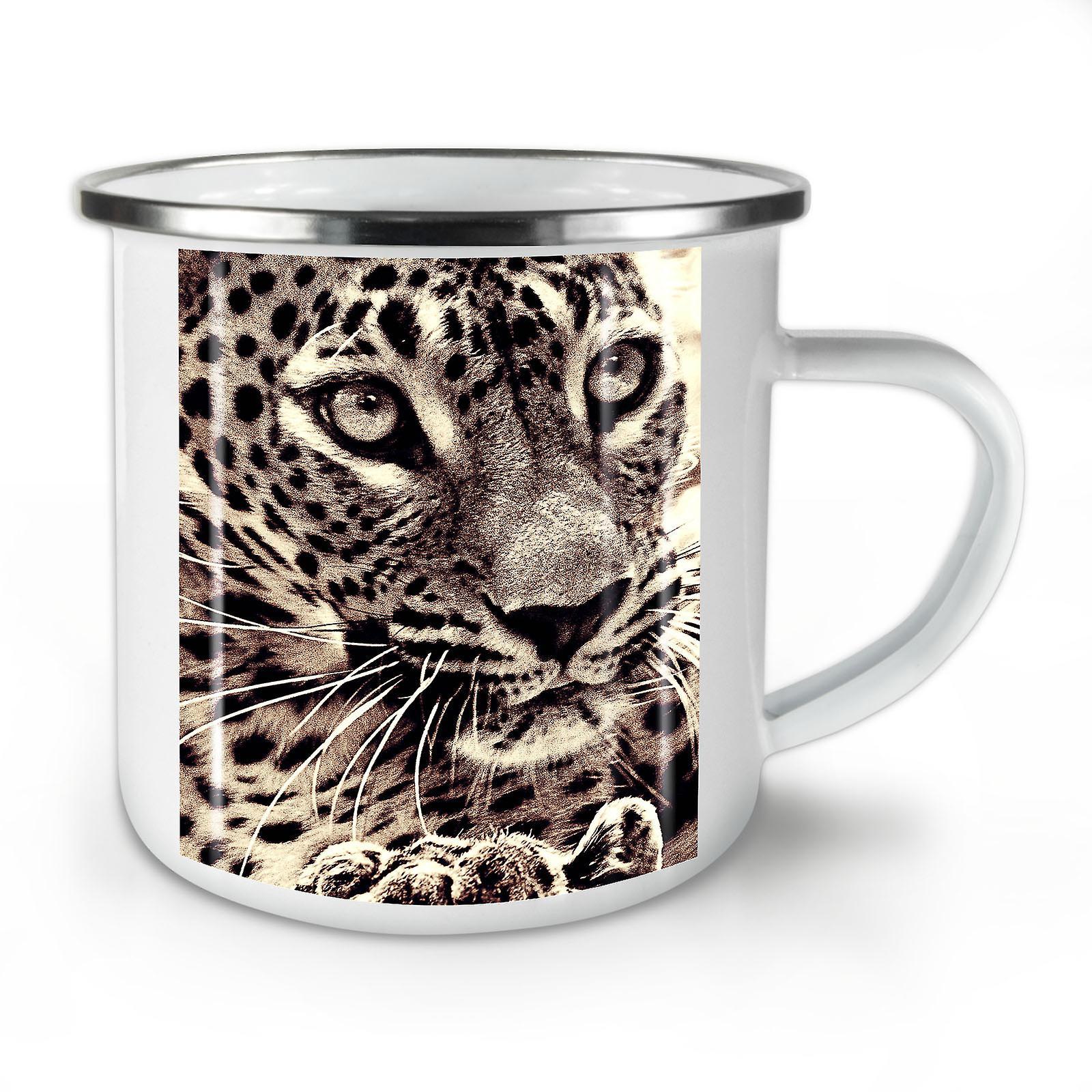 Photo Café Émail Face Tigre Whitetea Nouveau OzWellcoda Mug10 yIf6gmYvb7