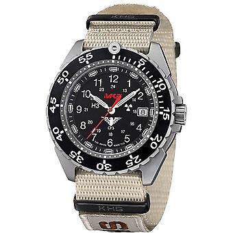 KHS relojes para hombre reloj titanio enforcer KHS. ESTADO DE ÁNIMO. NXTLT5