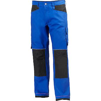 Helly Hansen Mens Chelsea Knee Pocket Construction Workwear Trousers