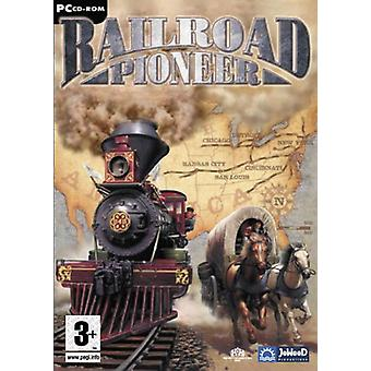 Railroad Pioneer (PC) - Factory Sealed