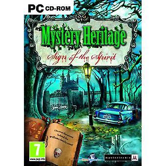 Mysterium Erbe Zeichen des Geistes (PC-DVD)