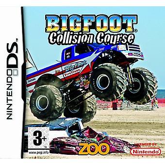 Big Foot Collision Course (Nintendo DS)