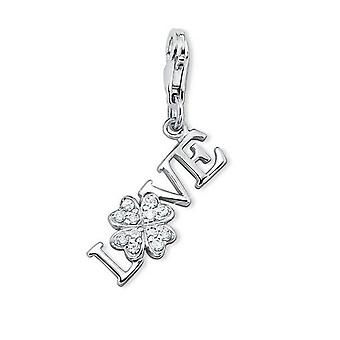s.Oliver jewel ladies pendant silver love SOAKT/128-405867