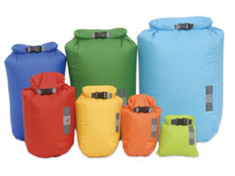 Exped Fold Drybag Bright (In 4 Sizes)