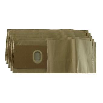 Bolsas de polvo de papel planeador Electrolux aspiradora