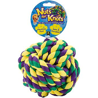 Multipet Nuts For Knots Dog Toy 5
