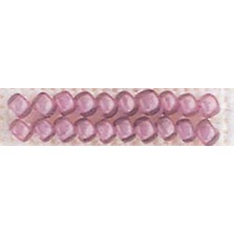 Mill Hill Frosted Glass Seed Beads 2.5mm 4.25g-Mauve