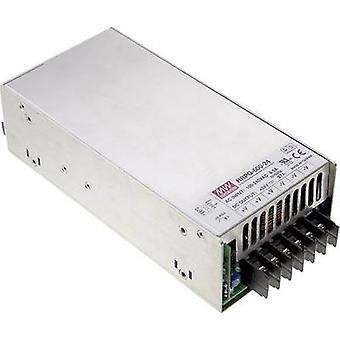 AC/DC PSU module (+ enclosure) Mean Well HRP-600-24 24 Vdc 27 A
