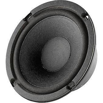 SpeaKa Professional 60/80 5.1  13 cm Speaker chassis 60 W 8 Ω