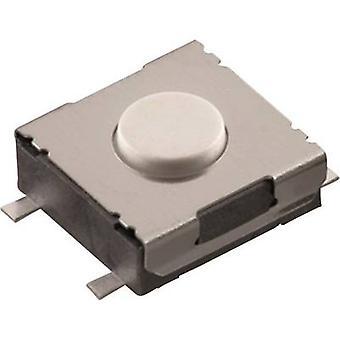 Würth Elektronik WS-TSW 430471031826 Pushbutton 12 Vdc 0.05 A 1 x Off/(On) momentary 1 pc(s)
