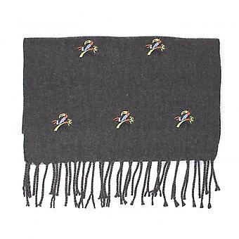 Tresanti Papagei Motiv Winter Schal