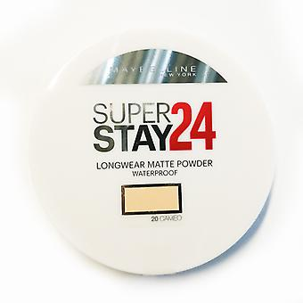 Maybelline Super stay 24 h Waterproof Powder 9 g 20 Cameo