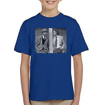 TV volte Karl Malden Michael Douglas strade di t SF shirt bambino