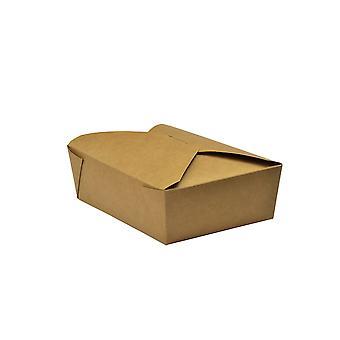 Vegware kompostierbar Nr. 3 Essen zum Mitnehmen Kartons