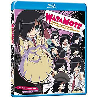 Watamote: Complete collectie [Blu-ray] USA import