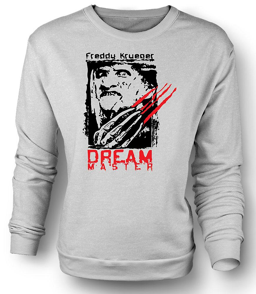 Mens felpa Freddy Krueger Dream Master - Horror